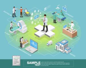 Южнокорейские компании объявили о строительстве «умной больницы» с 5G-связью