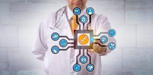 Accenture объединяется с Google Cloud, а платформа HealthNet будет использовать блокчейн Factom