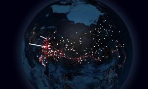 Данные Туту.ру послужили основой для цифровой модели распространения коронавируса по России
