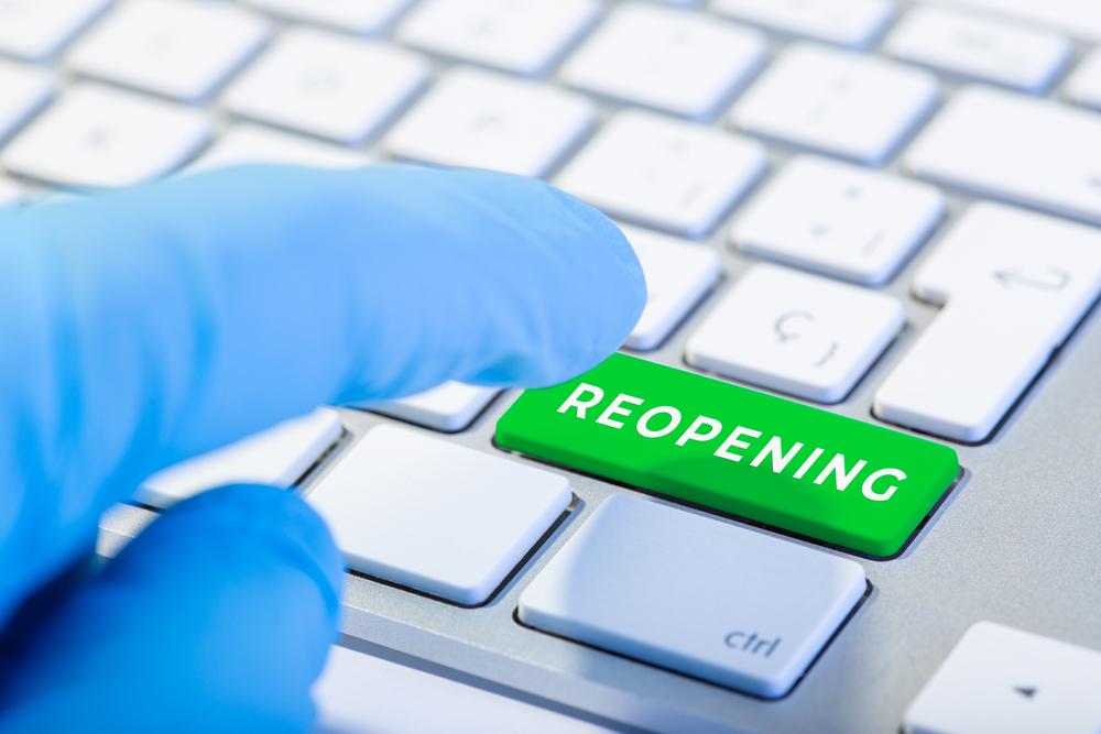Технология Collective Go обеспечит безопасное возвращение на работу после пандемии COVID-19